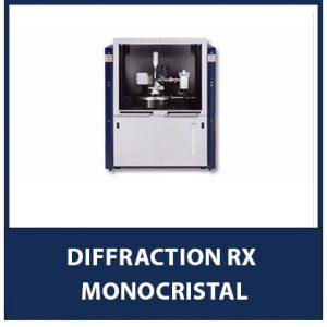 Diffraction RX Monocristal