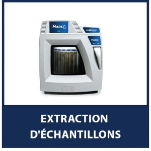 Extraction d'échantillons
