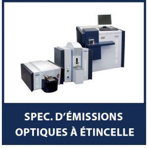 Spec. d'Émissions Optiques à Étincelle