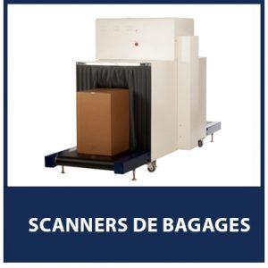 Scanners de bagages