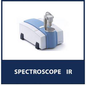 Spectroscope IR