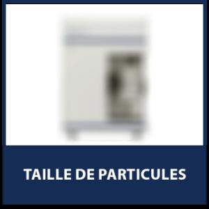 Taille De Particules