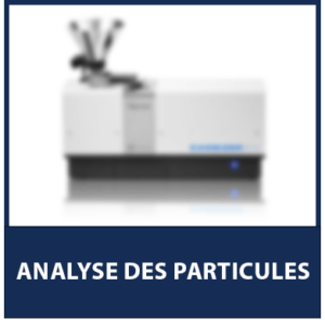 Analyse des particules