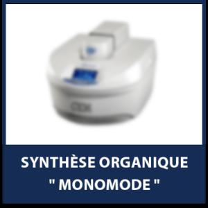 "Synthèse Organique ""MONOMODE"""