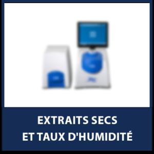 Extraits Secs & Taux D'Humidité