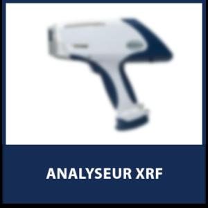 Analyseur XRF