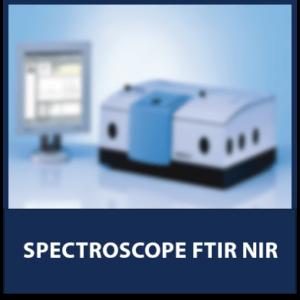 Spectroscope FTIR NIR