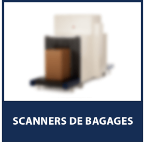 Scanners de bagages